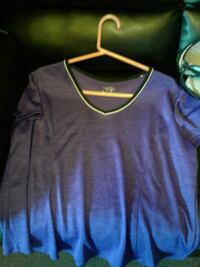 gray and black scoop-neck shirt Cleveland, 44103