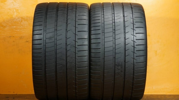 Used Tires Tampa >> 2 Used Tires 335 25 20 Michelin Pilot Super Sport Zp