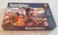 Vintage Axis & Allies Board Game Second Ed. 2004 NEW Las Vegas