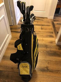 Lynx Golf Clubs Pickering, L1V 5N6