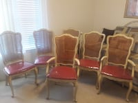 Antique Chairs. Asking for $50each Charlotte, 28105