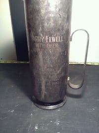 black and gray steel tumbler Middletown, 06457