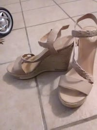 Brand new wedges size 10 Austin, 78745