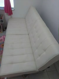 Leather sofa bed  Homestead, 33032