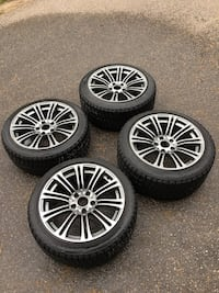 18 inch wheels and tires  St Catharines, L2P 1A3
