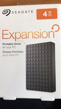 4TB Expansion portable Drive for PC