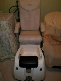 Spa pedicure chair  Brossard, J4W 2V1