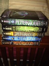 Pendragon collection 1-5 Toronto, M9N 2L7
