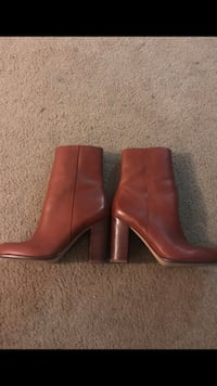 Sam Edelman Leather Ankle Boots El Cajon, 92020