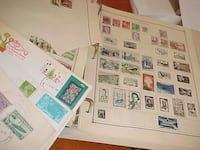 Stamps Invoices Receipts Old Envelopes LONDON