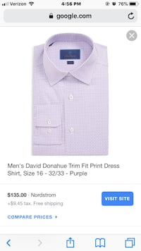 David Donahue purple checkered shirt Brandon, 39047