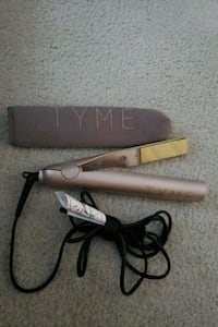 Tyme hair curler and straightener  Fresno, 93722