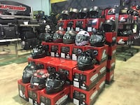 NEW!!!!Motorcycle accessories and gear Hialeah, 33010