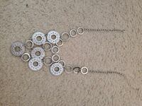Long necklace silver  Bristow, 20136