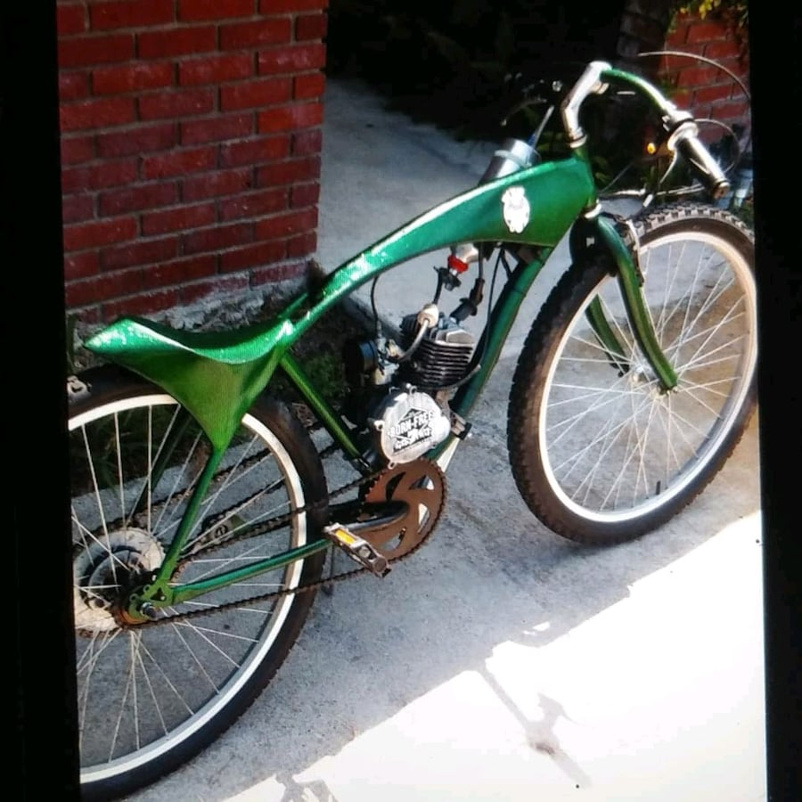 Motorized bicycle retro. Custom builds. Indian tribute builds cb90f688-48d8-4afd-bed2-c13faf3e6c7b