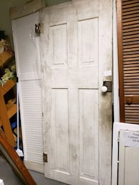 Doors antique & screen doors