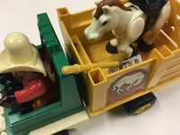 Vintage Fisher Price toy cowboy set Edmonton, T5H 0L9