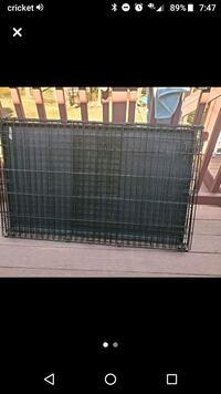 """42"""" Crate Kennel -  price is firm Falls Church, 22041"""