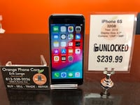 Unlocked / Any Carrier iPhone 6S 32GB Temple Terrace, 33617