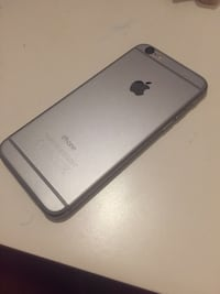 Iphone6 silver 16gb