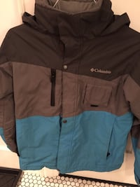 Columbia jacket size 12-14