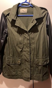 Army Green Coat Mississauga, L5C 3R8