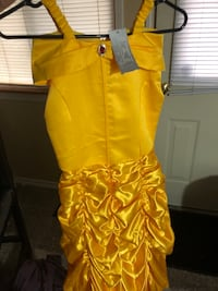 Belles ball dress size 8-10
