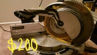 silver and yellow DEWALT miter saw Calexico, 92231
