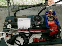Craftsman yardblower,weedeater, edger and tree saw Lecanto