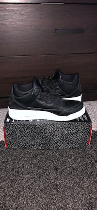 pair of black-and-white Nike sneakers Kissimmee, 34744