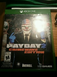 X box one payday 2 crime wave Toronto, M1E 4T7
