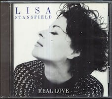 EXCELLENT CONDITION ** Lisa Stansfield - Real Love CD