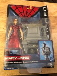 Mary Jane Spider-Man toy  Bridgeport, 06610