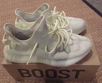 5762445fbd93 Adidas Yeezy Butter Boost 350 V2 Original Box 100% Authentic Great Shape  Size 8.5