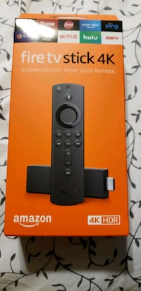 Amazon Fire TV stick with Alexa Voice remote Raeford, 28376