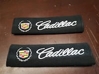 Cadillac Decorative seat belt covers