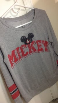 Authentic Disney sweater