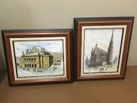 Two Very Nice Wall Pictures. Sarnia