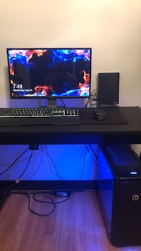 CyberPower Gaming Pc setup
