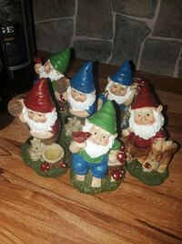 Gnome figurines Holly, 48442
