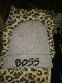 gray boss beanie hat Phoenix, 85037