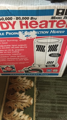 ready heater box