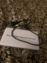 Mercedes Benz Financial Services PowerBank phone charger