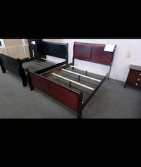 Queen bed frame Toronto, M1N 2G9