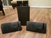 Bose surround sound speaker system West Springfield, 22152