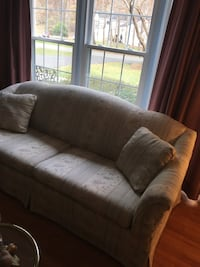 FREE Couch with Pull Out Queen bed and Love Seat - NO Stairs Reston, 20190