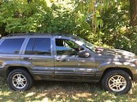 2001 Jeep Grand Cherokee Frederick