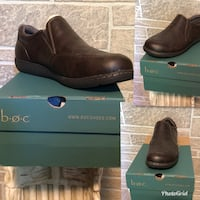 Brown everyday wear comfortable size 9 & 10shoes Milwaukee, 53224