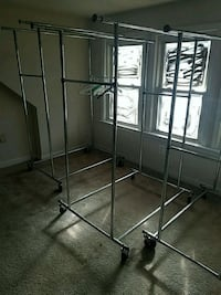 3 clothes rack sold individually Suitland-Silver Hill, 20746