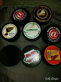 8 Hockey pucks  London, N5Y 3A5
